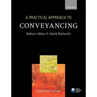 A Practical Approach to Conveyancing (BOK)