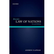 Brierly's Law of Nations (BOK)