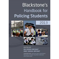 Blackstone's Handbook for Policing Students 2013 (BOK)