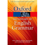 Oxford Dictionary of English Grammar (BOK)