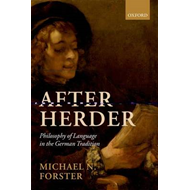 After Herder: Philosophy of Language in the German Tradition (BOK)