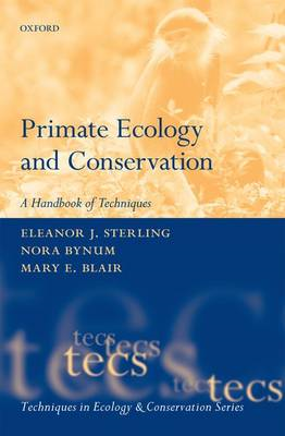 Primate Ecology and Conservation (BOK)