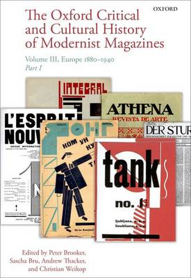 The Oxford Critical and Cultural History of Modernist Magazi (BOK)