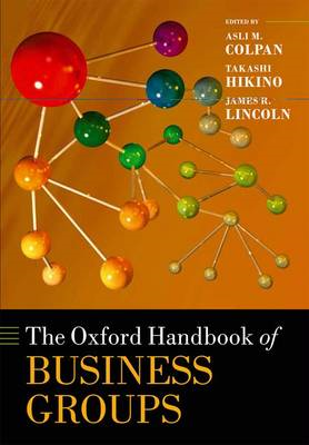 The Oxford Handbook of Business Groups (BOK)