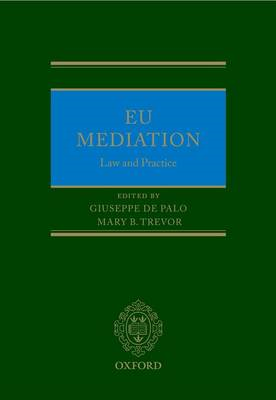 EU Mediation Law and Practice (BOK)