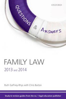 Questions & Answers Family Law 2013-2014 (BOK)