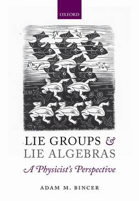 Lie Groups and Lie Algebras - A Physicist's Perspective (BOK)