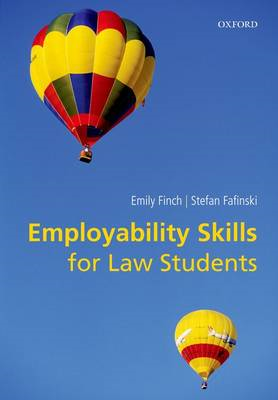 Employability Skills for Law Students (BOK)