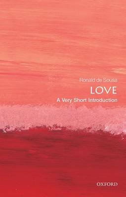 Love: A Very Short Introduction (BOK)