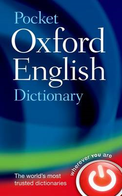 Pocket Oxford English Dictionary (BOK)