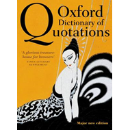 Oxford Dictionary of Quotations (BOK)