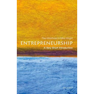 Entrepreneurship: A Very Short Introduction (BOK)