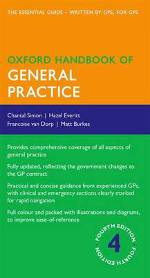 Oxford Handbook of General Practice (BOK)