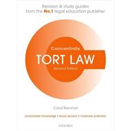 Tort Law Concentrate (BOK)