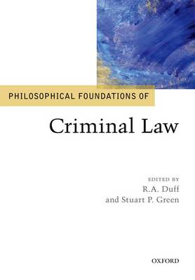 Philosophical Foundations of Criminal Law (BOK)