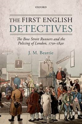 First English Detectives (BOK)