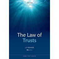 Law of Trusts (BOK)