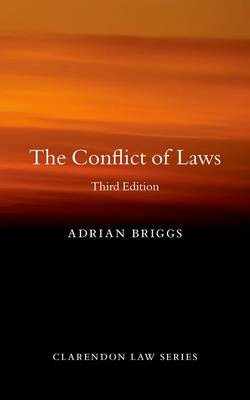 The Conflict of Laws (BOK)