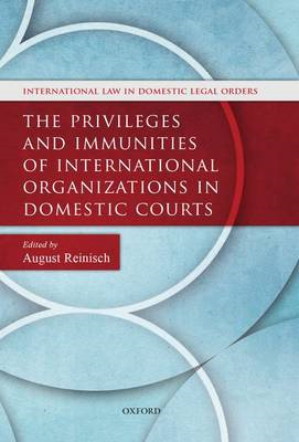 Privileges and Immunities of International Organizations in (BOK)