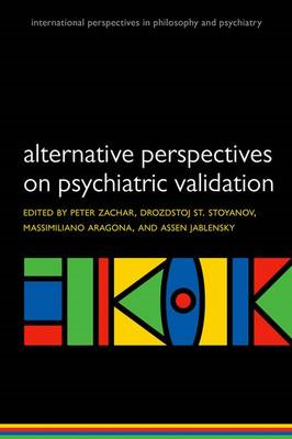 Alternative perspectives on psychiatric validation (BOK)