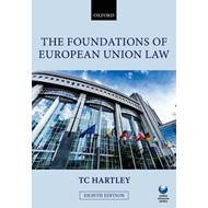 The Foundations of European Union Law (BOK)