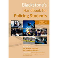 Blackstone's Handbook for Policing Students: 2014 (BOK)