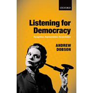 Listening for Democracy (BOK)