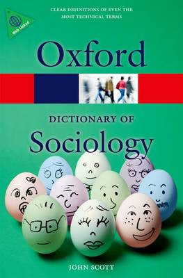 Dictionary of Sociology (BOK)