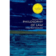 Philosophy of Law: A Very Short Introduction (BOK)