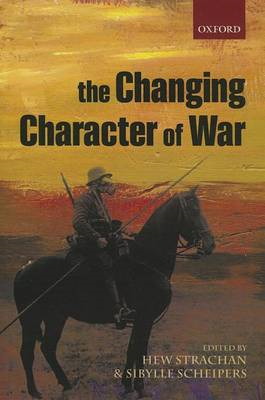 Changing Character of War (BOK)