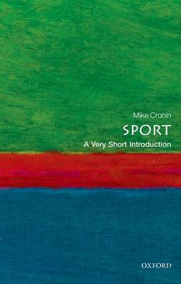 Sport: A Very Short Introduction (BOK)