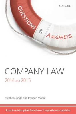 Questions & Answers Company Law 2014-2015 (BOK)
