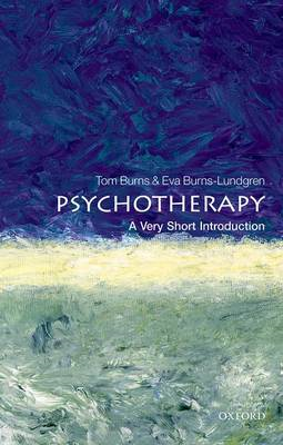Psychotherapy: A Very Short Introduction (BOK)
