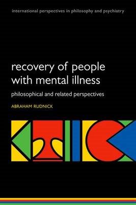 Recovery of People with Mental Illness (BOK)