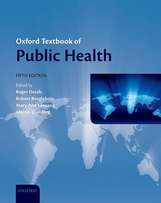 Oxford Textbook of Public Health (BOK)