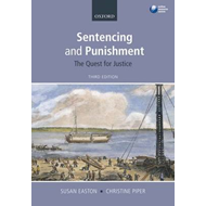 Sentencing and Punishment (BOK)