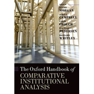 Oxford Handbook of Comparative Institutional Analysis (BOK)