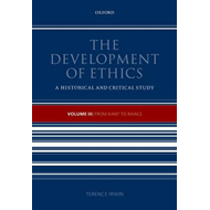 Development of Ethics, Volume 3 (BOK)