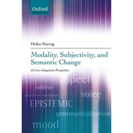 Modality, Subjectivity, and Semantic Change (BOK)