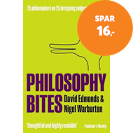 Produktbilde for Philosophy Bites (BOK)
