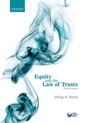 Equity and the Law of Trusts (BOK)
