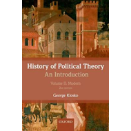 History of Political Theory: An Introduction (BOK)