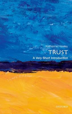 Trust: A Very Short Introduction (BOK)