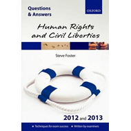Questions & Answers Human Rights and Civil Liberties 2012-20 (BOK)