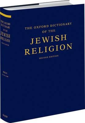 The Oxford Dictionary of the Jewish Religion (BOK)