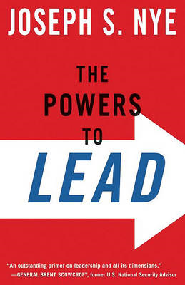 The Powers to Lead (BOK)