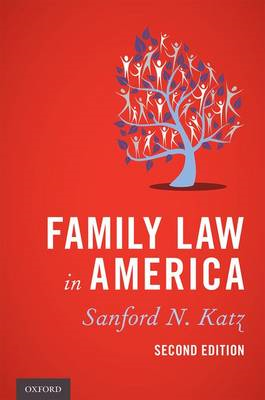 Family Law in America (BOK)