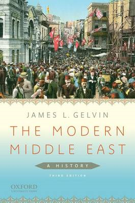 The Modern Middle East: A History (BOK)