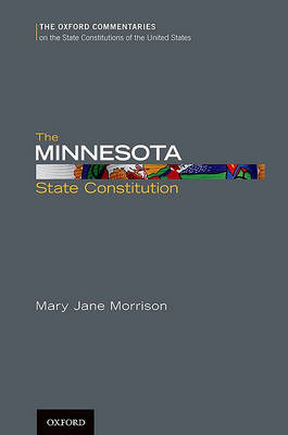 Minnesota State Constitution (BOK)