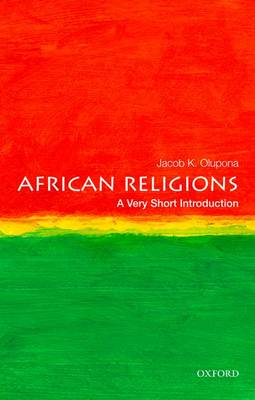 African Religions: A Very Short Introduction (BOK)